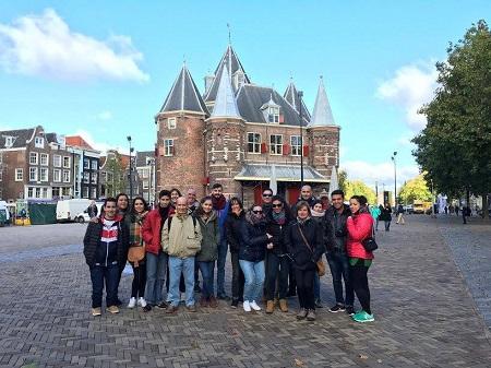Ámsterdam tour