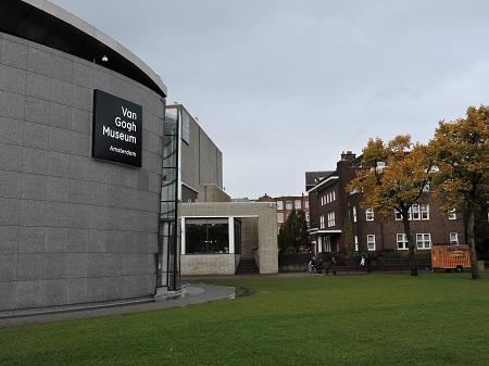 Amsterdam musée