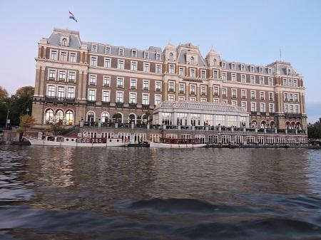 crucero por Ámsterdam