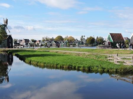 Zaanse Schans Ámsterdam