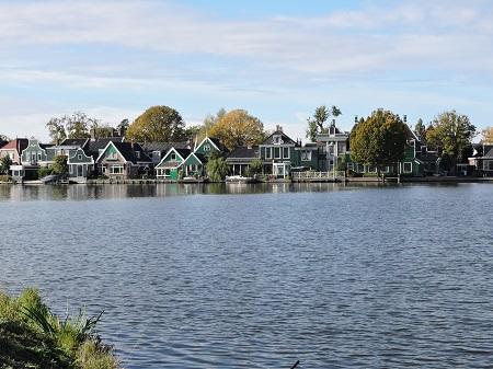 Amsterdam visite alentours