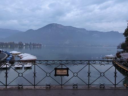 Lago de Annecy