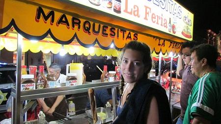 Mérida marquesitas