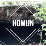 5 razones para visitar Homun, pueblo de los cenotes