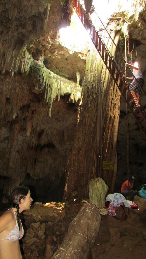 cenote balmil intérieur homun