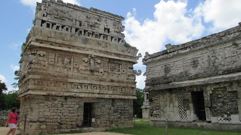 iglesia chichen Itzá