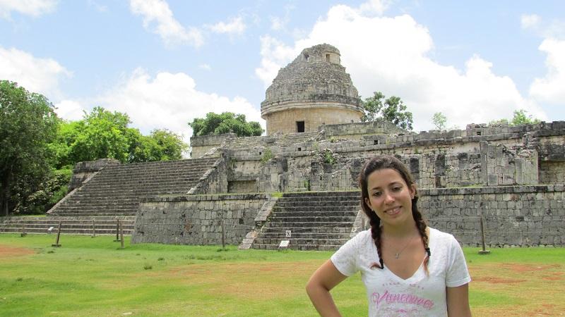 observatorio chichen Itzá