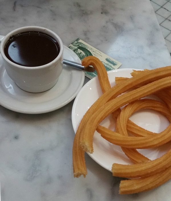 churros madrid