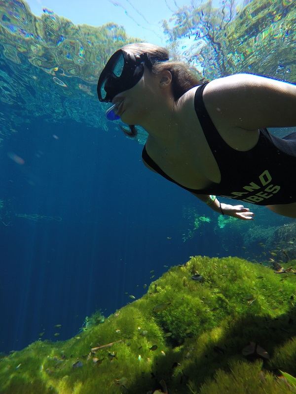 Cenotes de chemuyil, cuarto