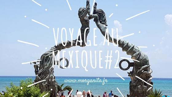 voyage riviera maya mexique
