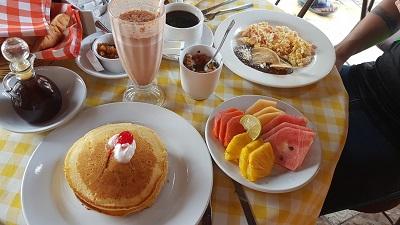 desayuno palenque