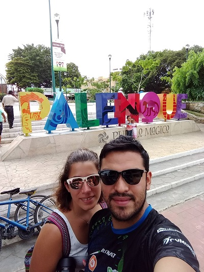 centre-ville palenque chiapas