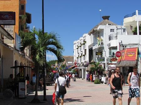 5ta Avenida, Playa del Carmen