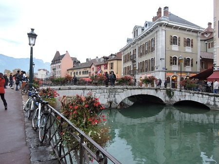 balade annecy