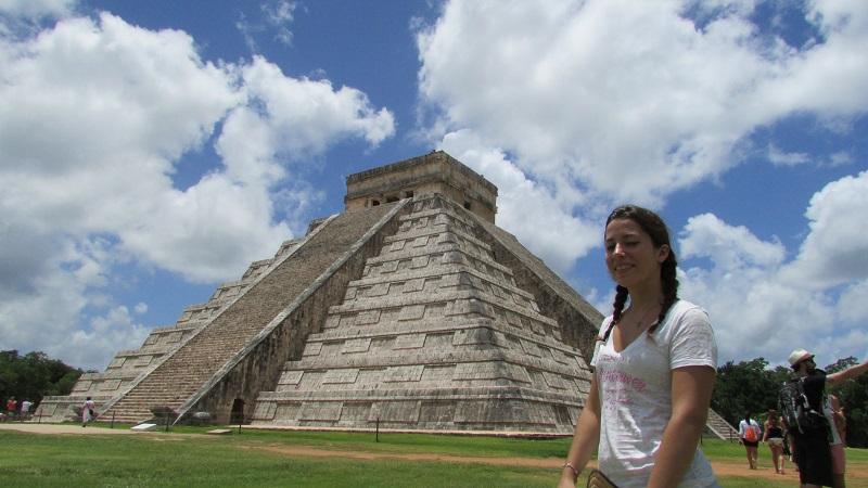 chichen Itzá morganita