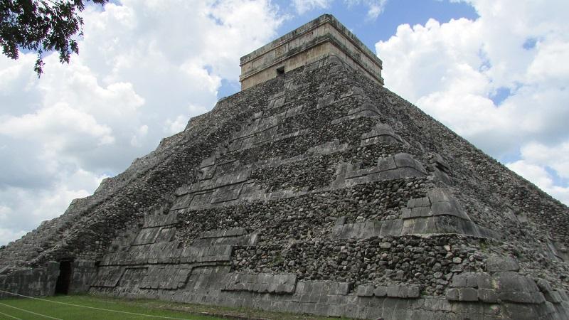 pyramide de Kukulkán chichen Itzá