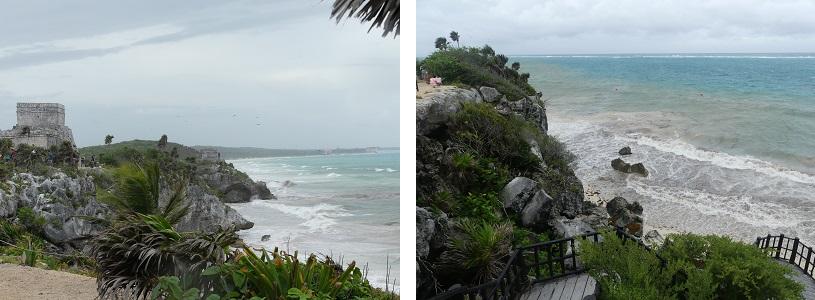 tulum playa tormenta viaje
